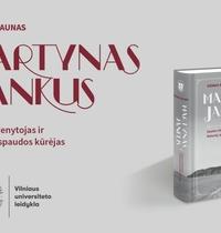 """Knygos """"Martynas Jankus: tautos vienytojas ir lietuvių spaudos kūrėjas"""" sutiktuvės"""