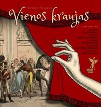 """J. Strauss 2-jų dalių operetė """"Vienos kraujas"""""""